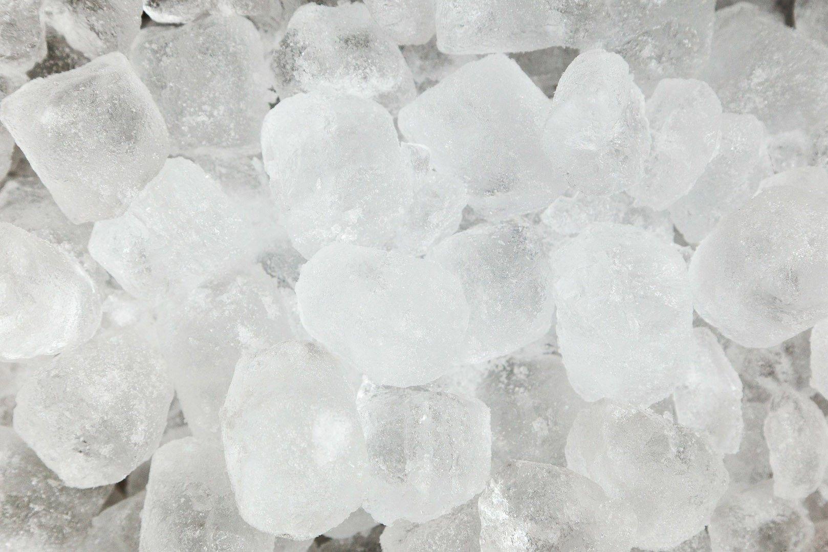 robot paletizado hielo