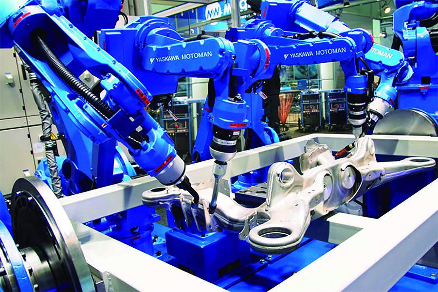 empresa de automatizacion industrial colombia