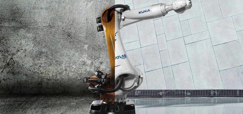 comprar robot industrial de segunda mano