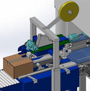 robot envasado alta velocidad pick and place