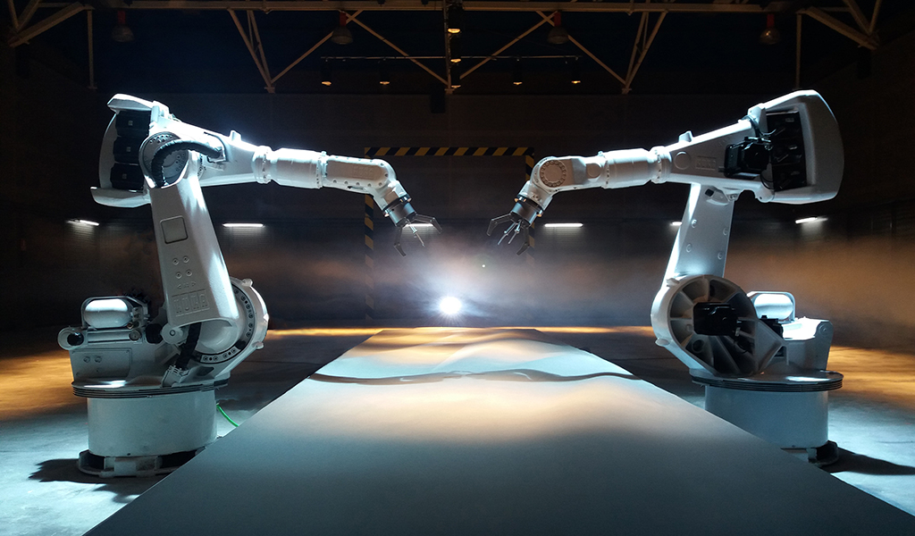 robot para anunciosº
