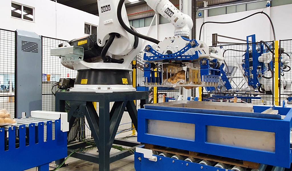 Despejamos tus dudas sobre la compra de un robot paletizador