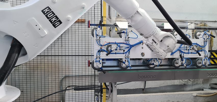 robot para cristales